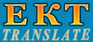 EKTtranslate Professional translation Services, Eastern languages translations
