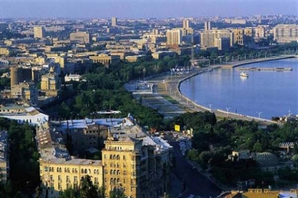 Azerbaijani Turkish Russian translations - Lovely Baku city