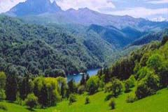 Azerbaijani Turkish Russian translations - Azerbaijan mountains, nature, beauty