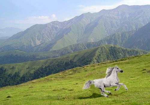 Azerbaijani Turkish Russian translations - Azerbaijan mountains